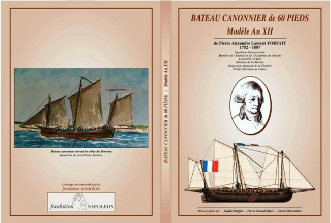 """""""Monographie du bateau canonnier de l'an XII."""