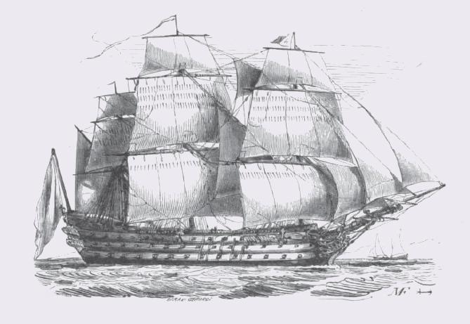 bateau 3 ponts