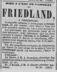 extrait du journal de rouen samedi 21 mars 1840